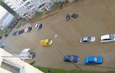 Страховая компания отказала в выплате по затоплению автомобиля. Kia Soul утонул в результате сильного ливня на западе Московской области 2013 год.