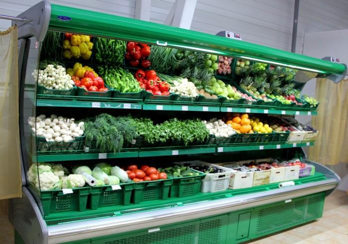 Как вернут в магазин испорченные овощи?
