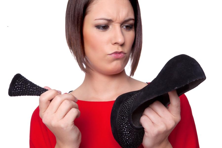 nekachestvennyj remont obuvi isporchena obuv