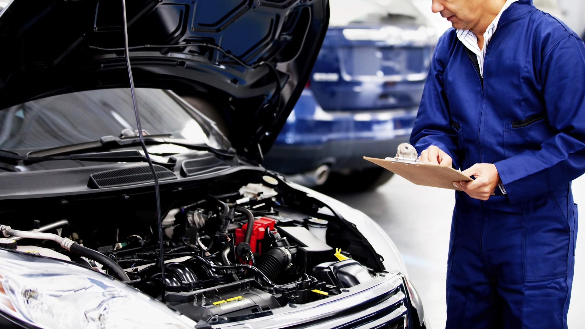 Что делать, если затягивают ремонт автомобиля?