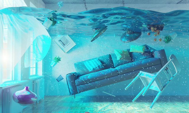 Что делать, если соседи затопили вашу квартиру?