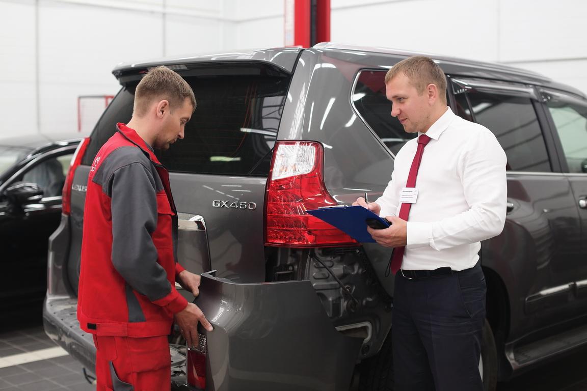 Что можно требовать при долгом ремонте автомобиля?