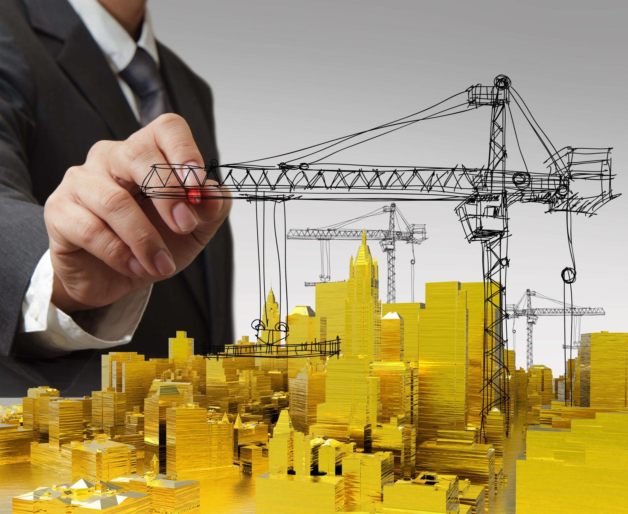 На достройку проблемной недвижимости будет выделено 13 млрд. рублей