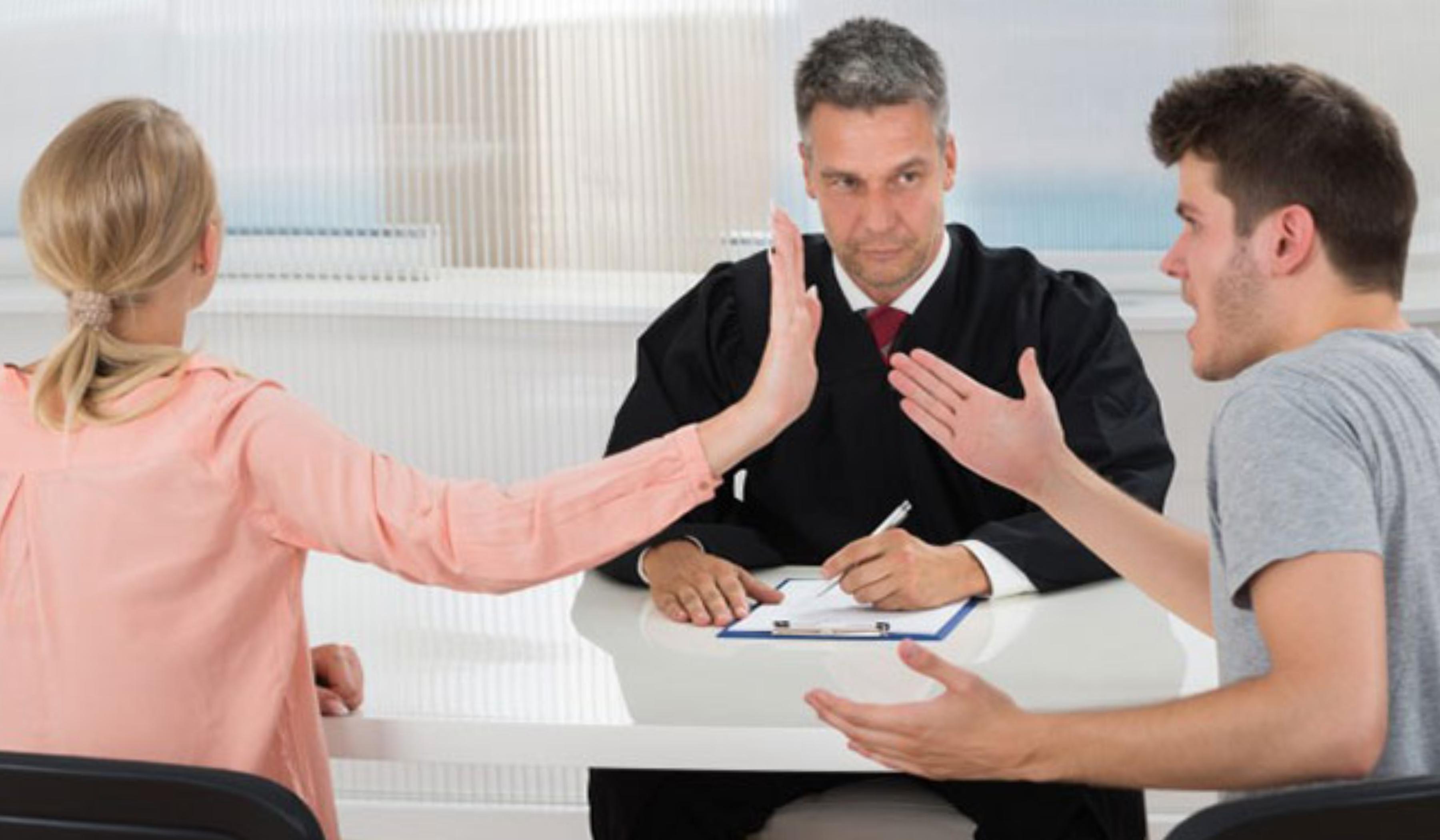 в какой суд обращаться при разводе
